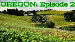 Oregon Episode 2 of 3/ Touring Wine Country/ Pacific Ocean