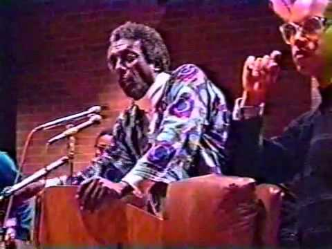 Dr Kwame Ture Zionism Debate Lecture