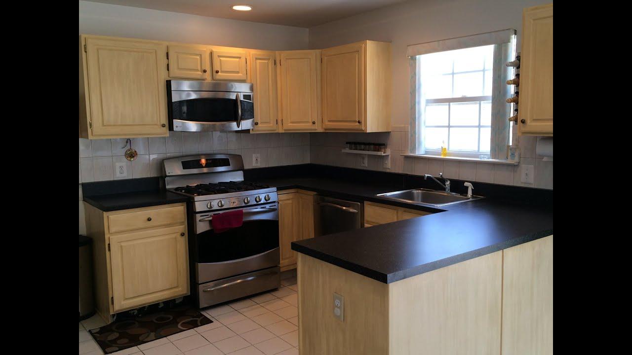 replacing kitchen countertops exhaust vent wall cap ikea pragel countertop installation youtube