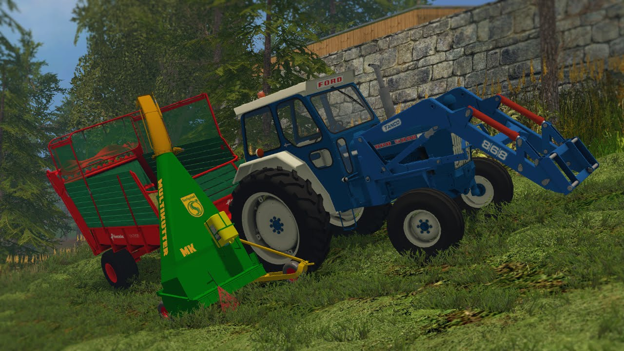 Mowing With Classic Norwegian Machines SouthWestNorway FS - Southern norway map ls15