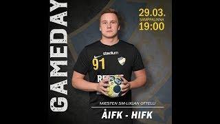 ÅIFK-HIFK, 29.3.2019