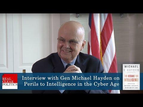 Gen. Michael Hayden on Perils to Intelligence in the Cyber Age