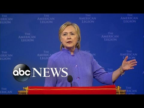 Hillary Clinton Slams Trump's Trip to Mexico