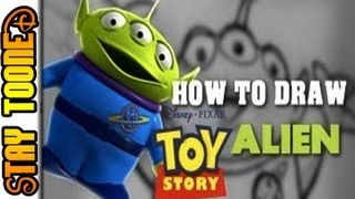 HOW TO DRAW TOYSTORY