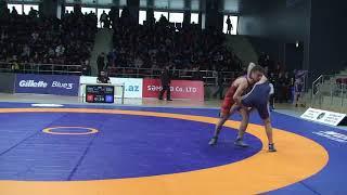 1/16 final FS - 51 kg: Nihat Ağakişizadə (AZE) - Səbuhi Yunusov (AZE)