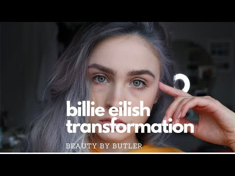 Billie Eilish Transformation | BEAUTY BY BUTLER