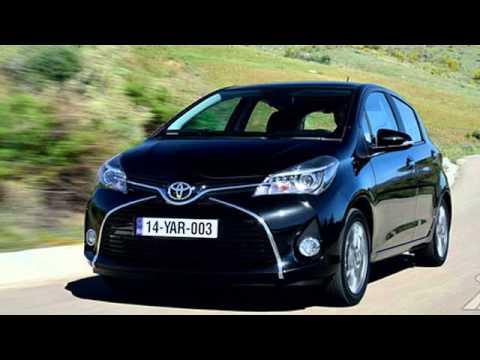 2017 Toyota Yaris Hybrid high-performance review - YouTube