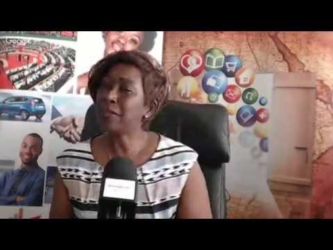 Développement local/ Le maire de Kaniasso, Chantal Fanny