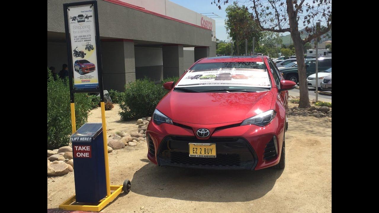 Toyota Corolla Costco Santee Ca