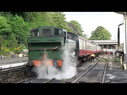 Bodmin & Wenford, Cornwall's Friendly Railway (England)