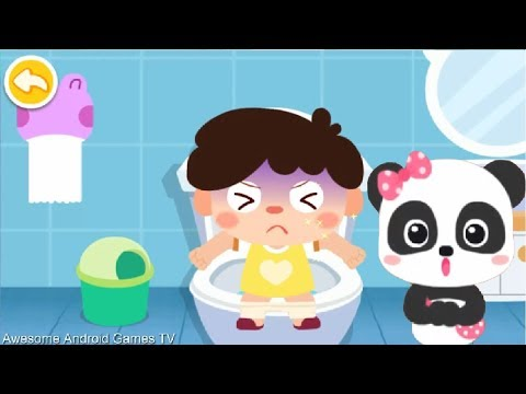 Baby Panda Care: Daily Habits - Kids Play And Learn Daily Self-Care Habits - Educational Games