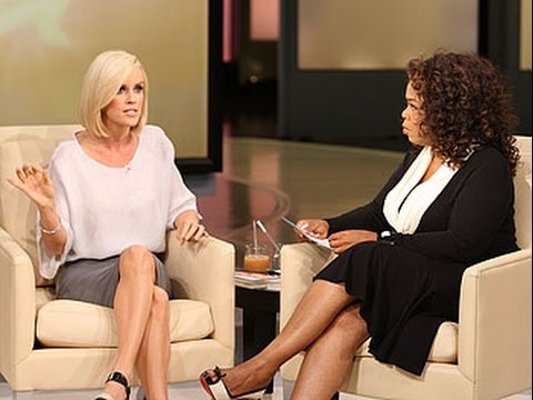Jenny McCarthy: A Mother On a Mission | #GR10