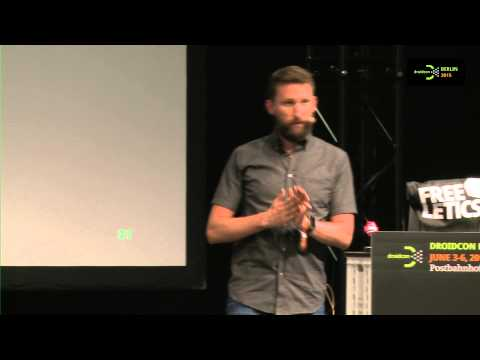 #droidconDE 2015: Edward Dale – Fitness motion recognition with Android wear on YouTube