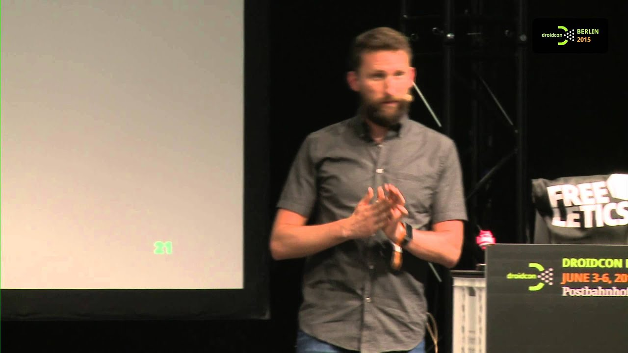 Фитнес Одежда. DroidconDE 2019:Edward Dale Fitness Motion Recognition With Android Wear