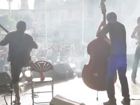Alejandro Toledo and the Magic Tombolinos 2010 Tour