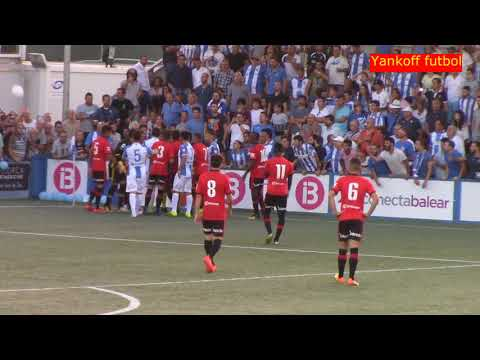 CD At. Baleares 0-0 RCD Mallorca