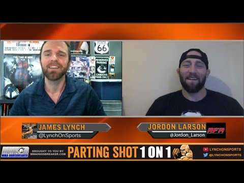 RFA 45's Jordon Larson talks Ben Neumann, RFA/Legacy merger & potential Brian Camozzi fight