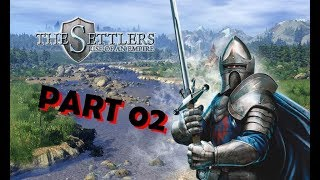 THE VIKINGS ARE COMING!!!! | the settlers: Rise of an empire | part 2