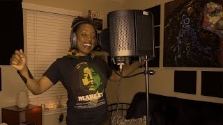 Bob Marley Medley Cover - Natural Mystic/Zion Train/Forever Loving Jah- Dub Style - Kristine Alicia