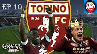 ROAD TO RECOVERY | TORINO FC EP:10 | IMPORTANT 6 POINTS!! | FOOTBALL MANAGER 2018