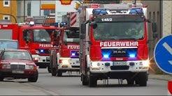 [Neues HLF 10 -Tunnel + Bullhorn] Anfahrten zur Abschlussübung der Feuerwehr Annweiler am Trifels