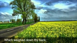 94 - Surah Al-Inshirah (english) - Qari Ziyaad Patel