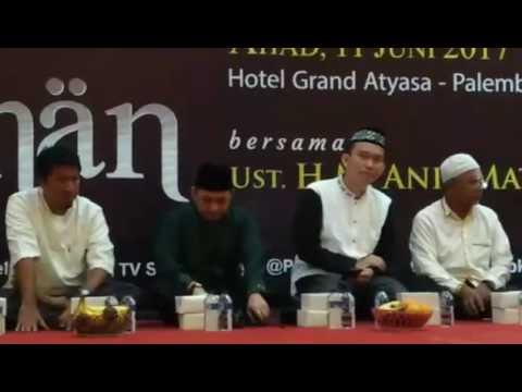 Taujih Ramadhan Oleh Ustaz Anis Matta ,Matan Presiden PKS Indonesia