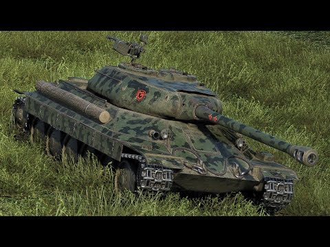 World of Tanks IS-6 - 5 Kills 7,2K Damage thumbnail