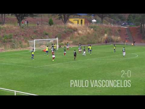 União da Madeira 2-0 CS Marítimo 'B' | Golos