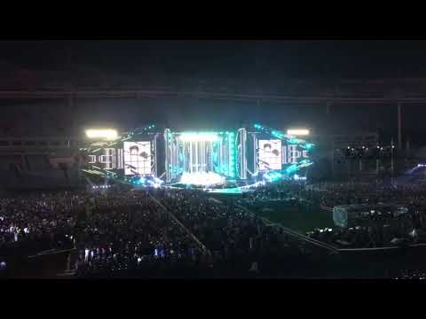 170909 INK Concert Wanna One - Energetic Fanchant