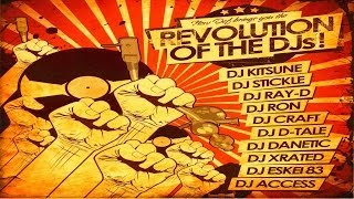 Revolution of the DJs - Danetic Mix (Promo Video)