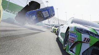 AI Caused The Crash! | Forza Motorsport 6 | NASCAR Expansion