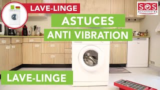 6 astuces pour eviter qu un lave linge vibre ou bouge