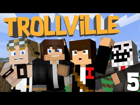 I BELIEVE I CAN FLY! | TrollVille Modded Survival [Ep.5]