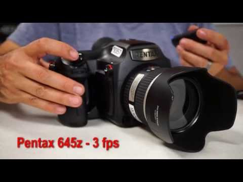 Shutter Sounds: Pentax, Canon, Nikon, Olympus, and Sony Cameras Compared