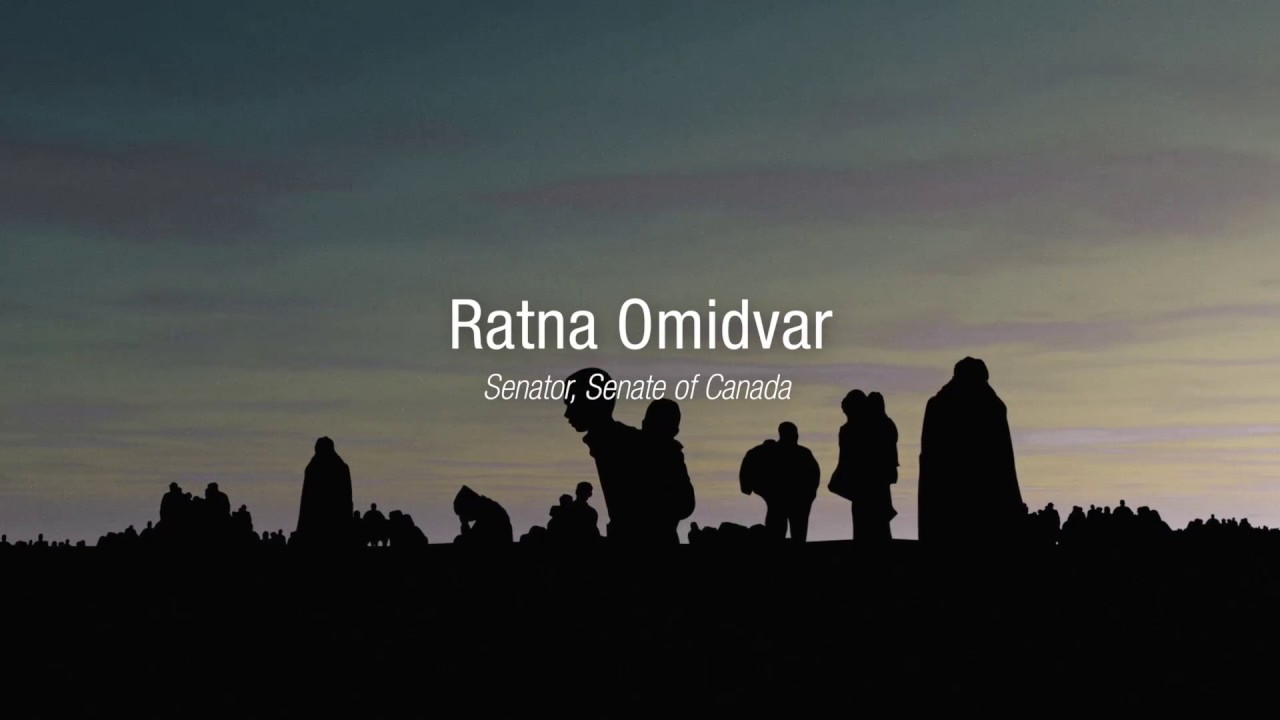 Ratna Omidvar on Migration