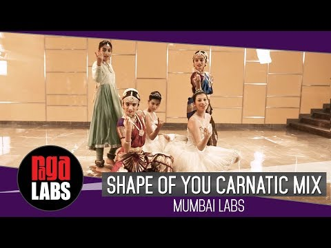 Shape Of You Dance Lab: Mumbai Raga Labs
