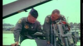 """The """"Hun"""" F-100 Super Sabre"""