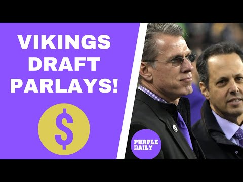 Minnesota Vikings NFL Draft predictions! - WRITE THAT DOWN!