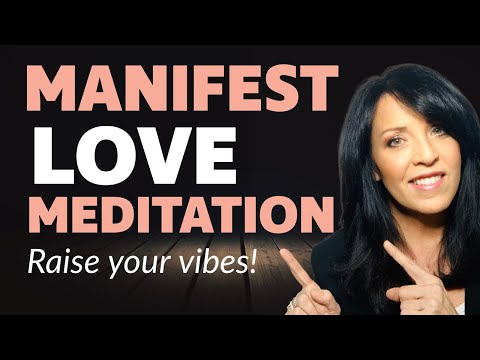 Self Hypnosis Theta Meditation to Help You Attract Real Love