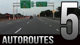 5 Trucs pour l'examen de conduite - Autoroutes