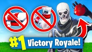 The APPLE ONLY Challenge In Fortnite Battle Royale!