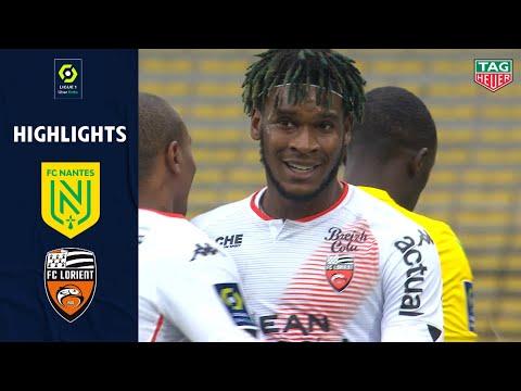 Nantes Lorient Goals And Highlights