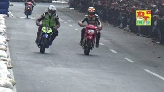 Full Race Ke 8 Bondowoso Road Race 2017