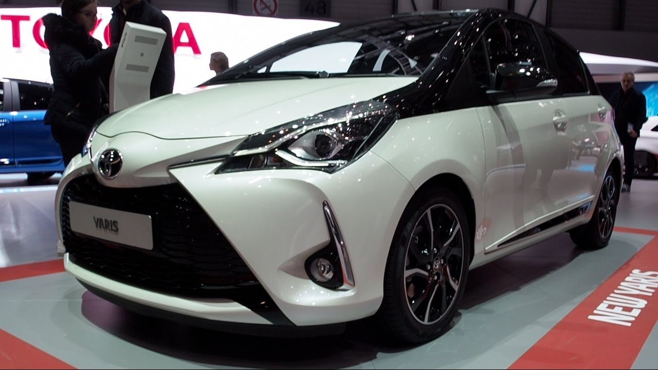 The All New 2017 Toyota Yaris In Detail Review Walkaround Interior Exterior Youtube