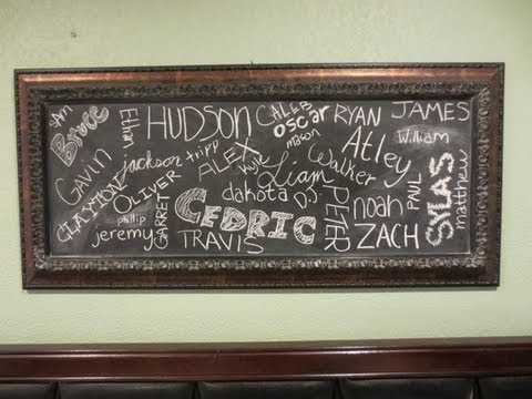 SO MANY BABY NAMES! - March 20, 2013 - dailyBUMPS vlog