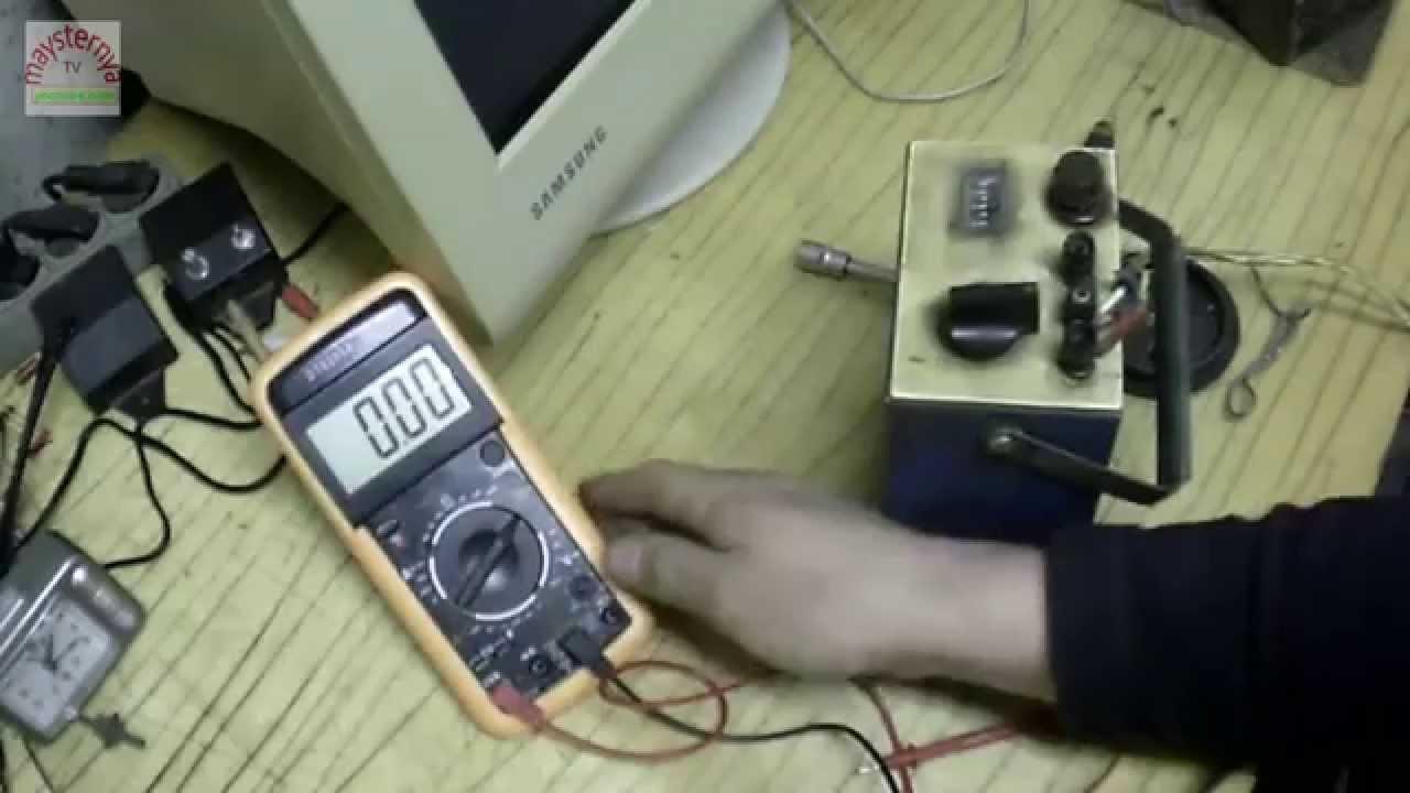 рассвет 2 устройство зарядное инструкция