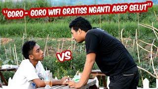 HEBOOHH GORO GORO WIFI GRATIS NGANTI AREP GELUT Nyekiklik episode 2 Film Pendek Cah Pati