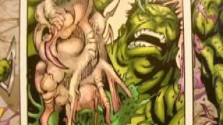 Planet Hulk and World War Hulk