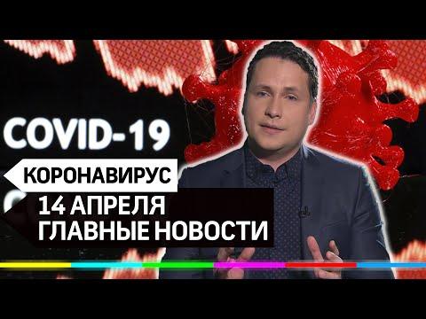 Коронавирус. Последние новости 14 апреля. Главное в России и в мире